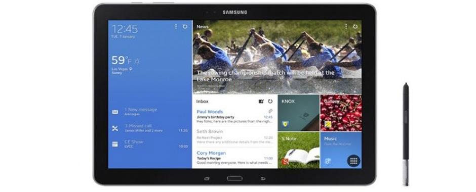 1 - Samsung Galaxy Note Pro 12.2 in Italia a 899 euro, tanti contenuti extra (1)