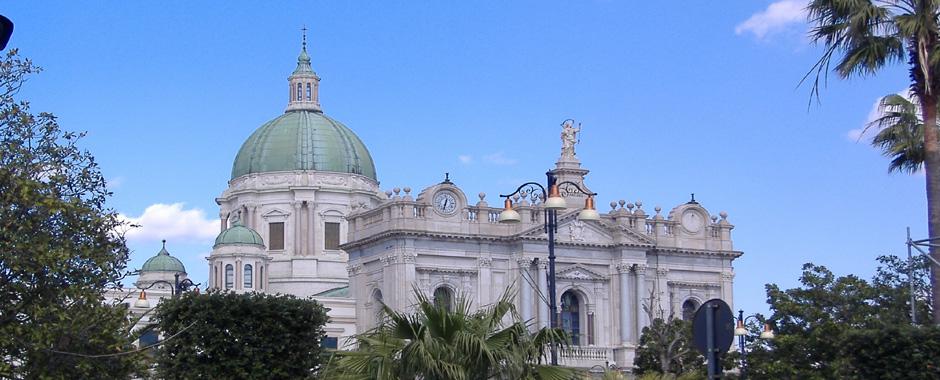 100 - Pompei, santuario vietato ai devoti dei francescani. (100)