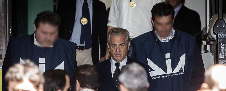116 - Arresto Scajola, si stava adoperando per consentire a Matacena lo spostamento da Dubai in Libano. (116)