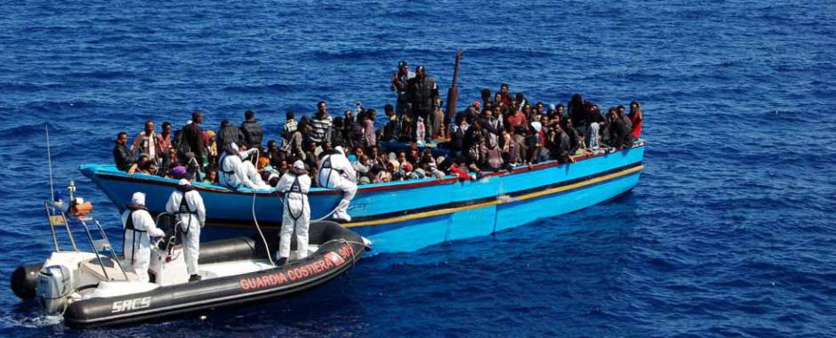 121 - Ancora morti tra Libia e Lampedusa, affonda un altro barcone. (121)