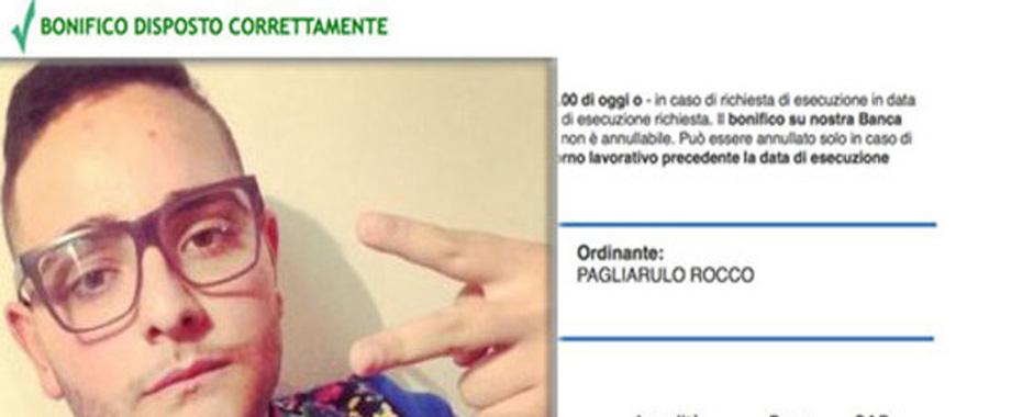 128 - Rocco Hunt, niente doccia gelata. E posta il suo bonifico di mille euro per la Slasul lungomare di San Benedetto del Tronto (128)