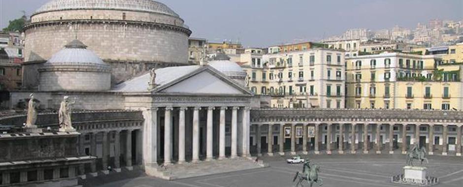133 - Napoli: Prorogata la data di scadenza per la dichiarazione di interesse, degli immobili di Piazza Plebiscito. (133)