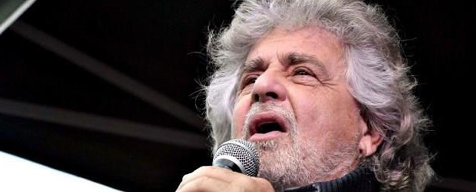 21 - Grillo, deluso per i risultati elettorali. (21)