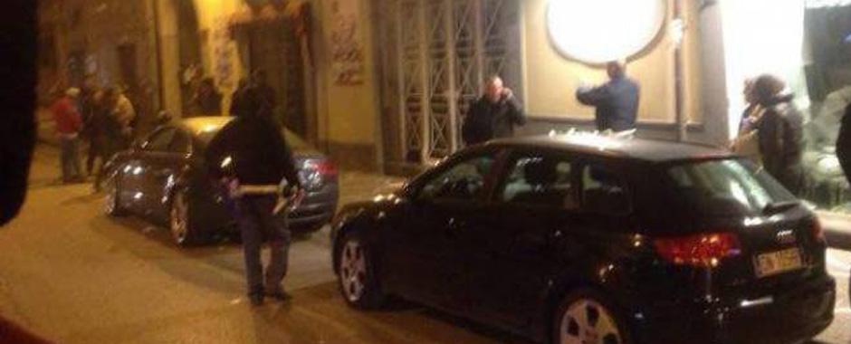 65 - Pompei: Esplosione in via Lepanto: shock fra la gente. (65)