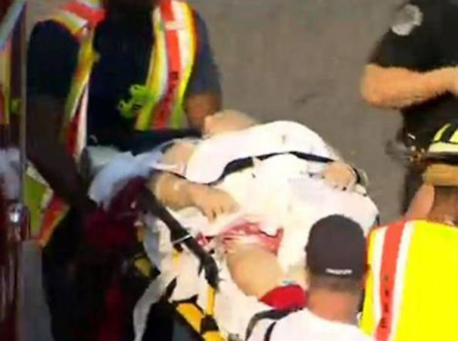 rid210 - Stati Uniti, sparatoria al campo da baseball: colpito Steve Scalise, capogruppo repubblicano alla Camera (rid210)